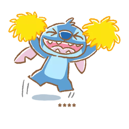 Stitch01 - Sticker 15