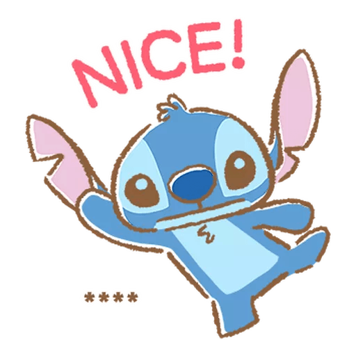 Stitch01 - Sticker 3