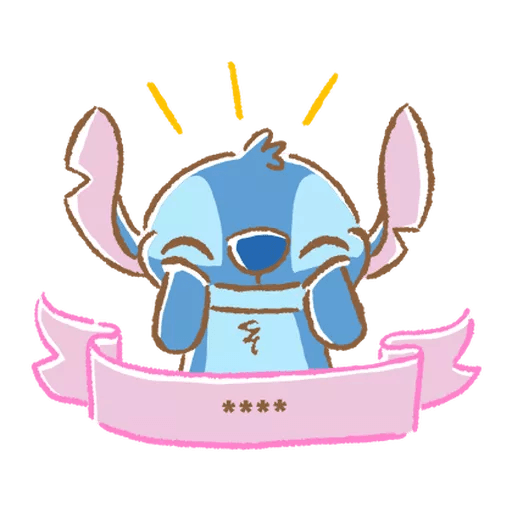 Stitch01 - Sticker 6