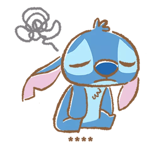 Stitch01 - Sticker 25