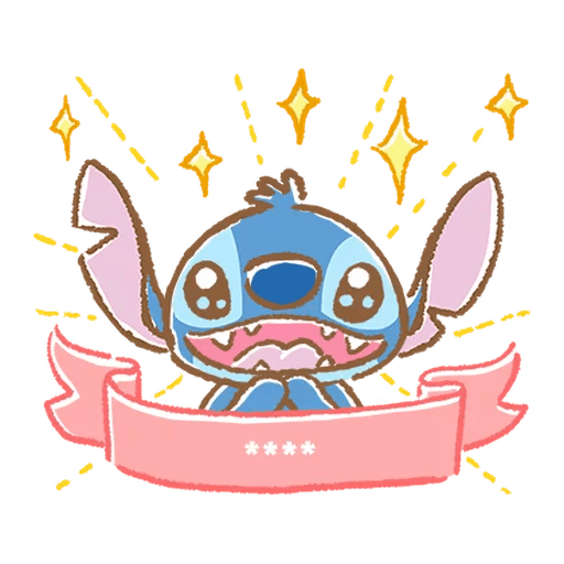 Stitch01 - Sticker 28