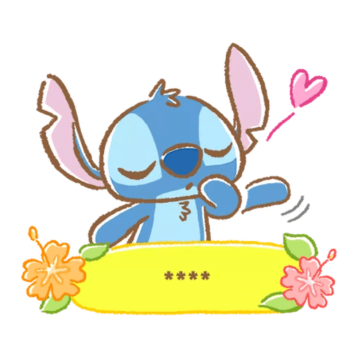 Stitch01 - Sticker 21