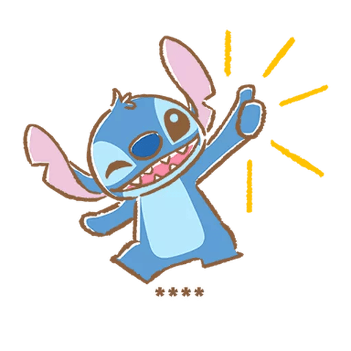 Stitch01 - Sticker 5