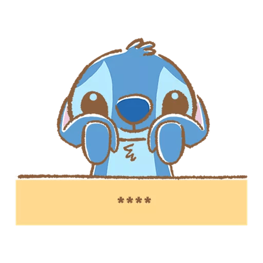 Stitch01 - Sticker 2