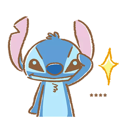 Stitch01 - Sticker 16