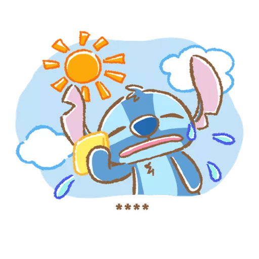 Stitch01 - Sticker 20