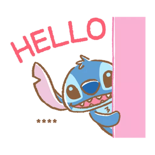 Stitch01 - Sticker 26