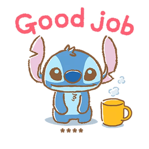 Stitch01 - Sticker 10