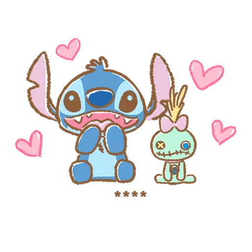 Stitch01 - Sticker 12