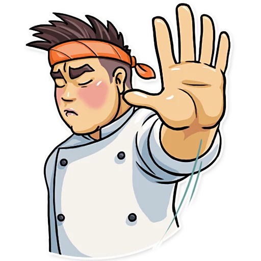 Sushi Master - Sticker 10