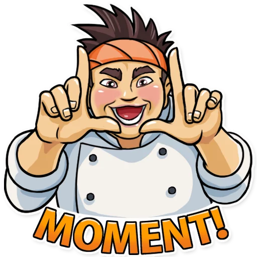 Sushi Master - Sticker 16