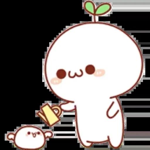 bean sprout - Sticker 22