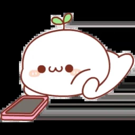 bean sprout - Sticker 15