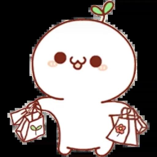 bean sprout - Sticker 23