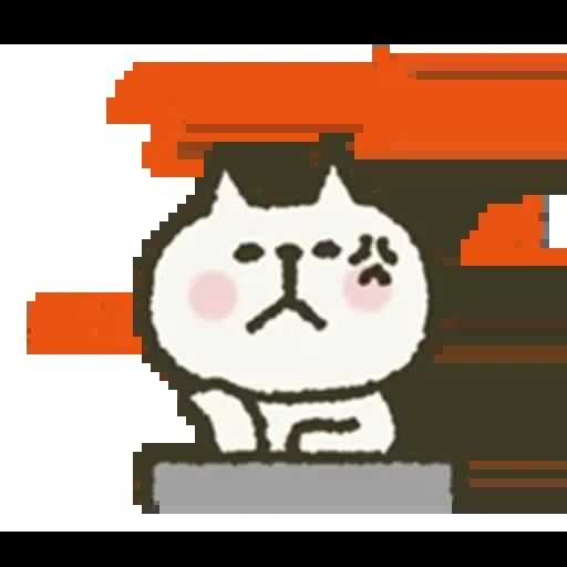 Cat - Sticker 18