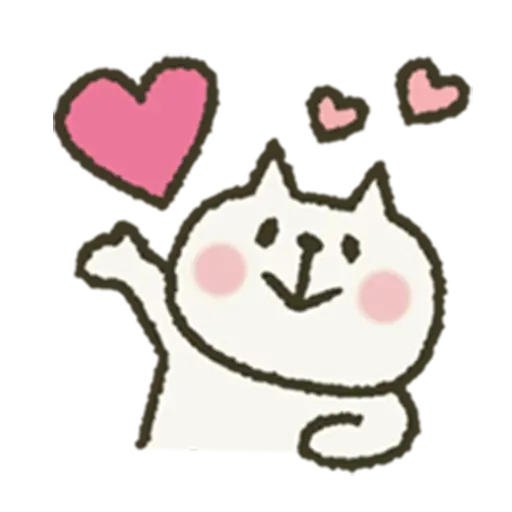 Cat - Sticker 1