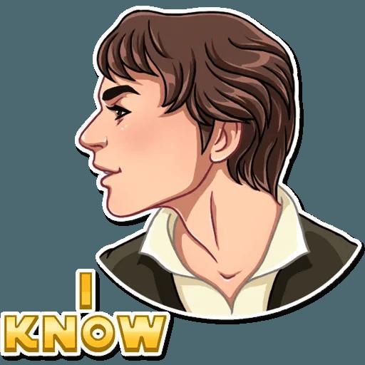Leia - Sticker 16