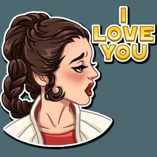 Leia - Sticker 15