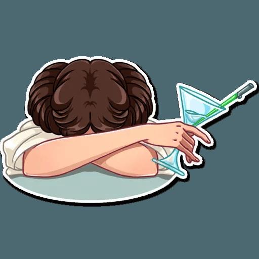 Leia - Sticker 13