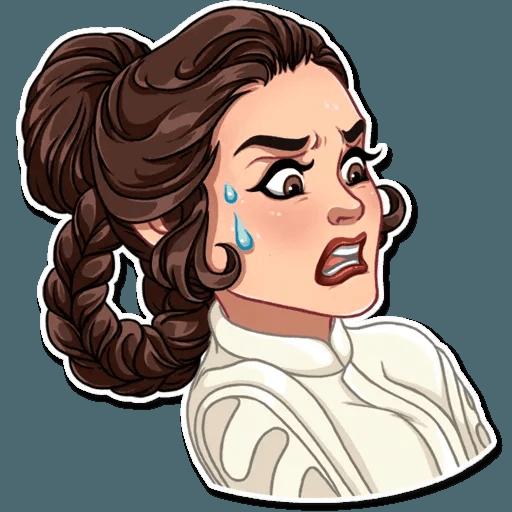 Leia - Sticker 10