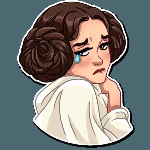Leia - Sticker 23