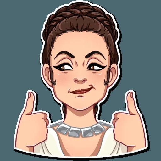 Leia - Sticker 9