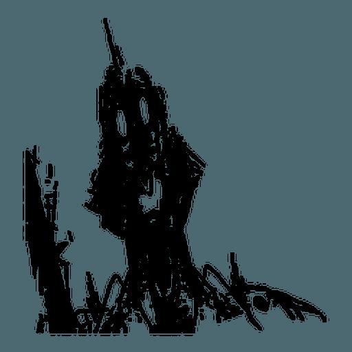 Evangelion Vol4 - Sticker 1