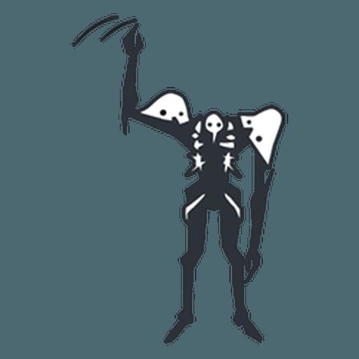 Evangelion Vol4 - Sticker 30