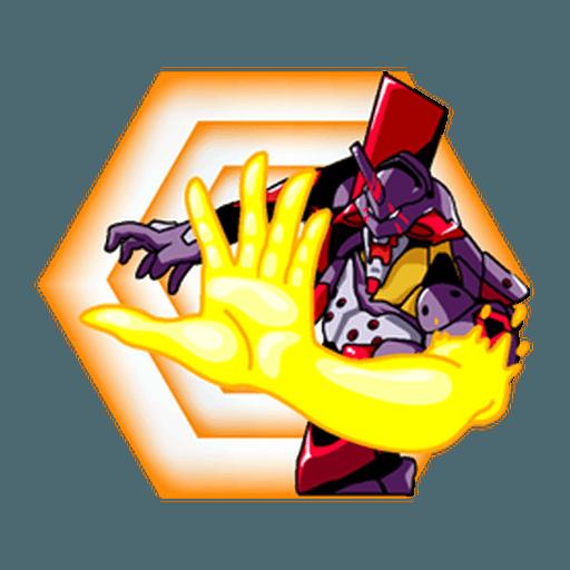 Evangelion Vol4 - Sticker 6