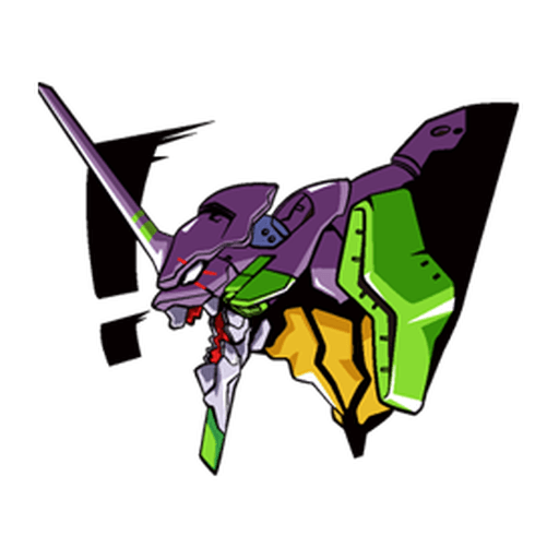 Evangelion Vol4 - Sticker 3
