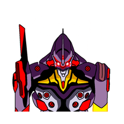 Evangelion Vol4 - Sticker 4