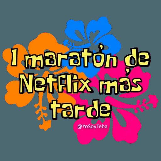 Frases Bob Esponja Español - Sticker 7