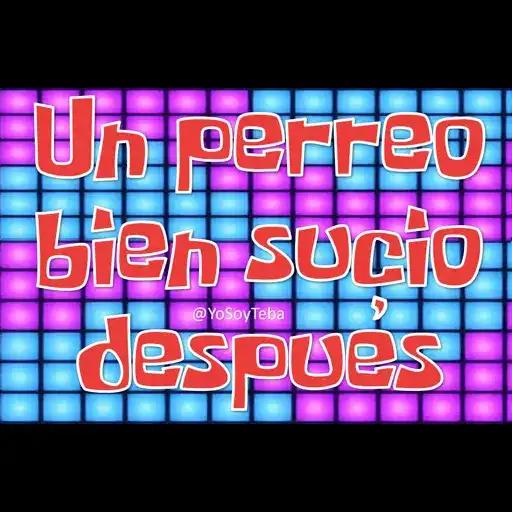 Frases Bob Esponja Español - Sticker 22