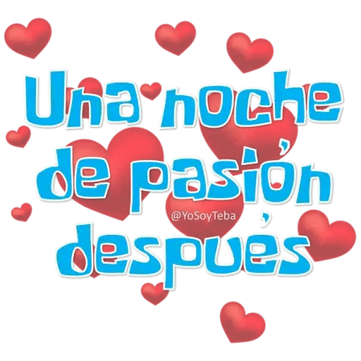 Frases Bob Esponja Español - Sticker 24