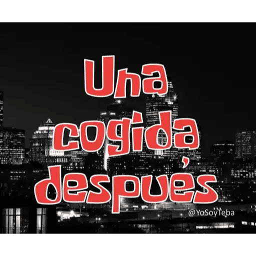 Frases Bob Esponja Español - Sticker 9