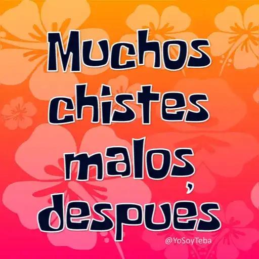 Frases Bob Esponja Español - Sticker 12