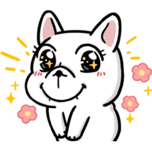 Doca cute dogs - Sticker 19
