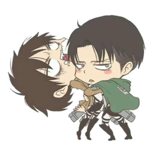 AOT Chibi 3 - Sticker 22