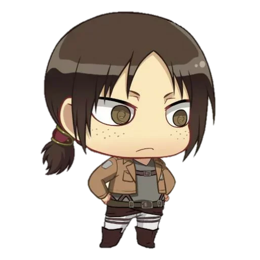 AOT Chibi 3 - Sticker 15