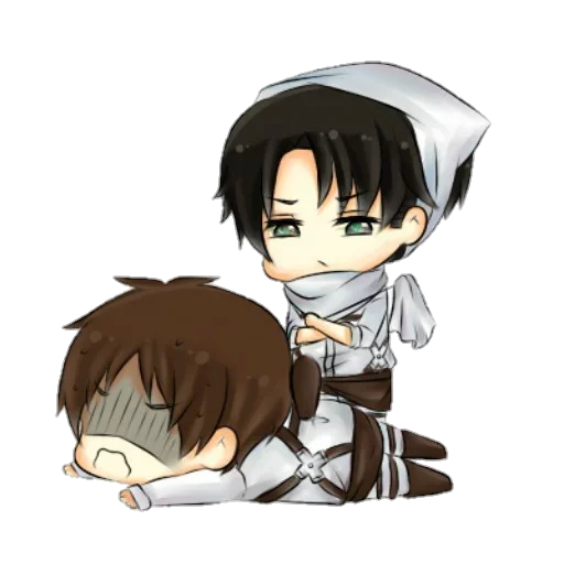 AOT Chibi 3 - Sticker 18