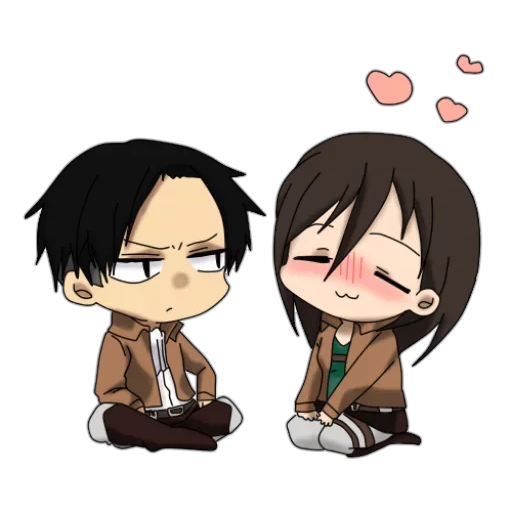 AOT Chibi 3 - Sticker 17