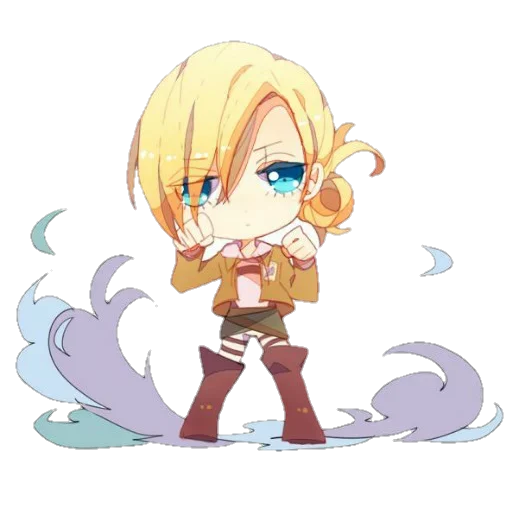 AOT Chibi 3 - Sticker 16