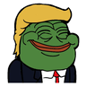Pepe - Tray Sticker