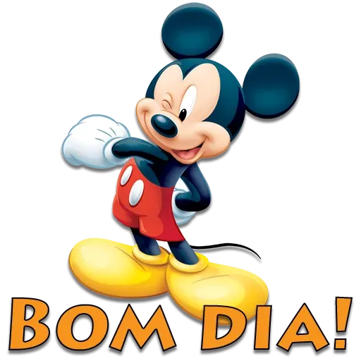 Good morning Disney - Sticker 11
