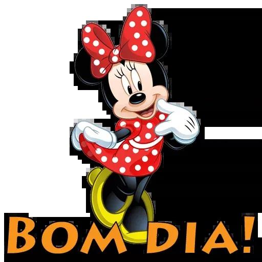 Good morning Disney - Sticker 6