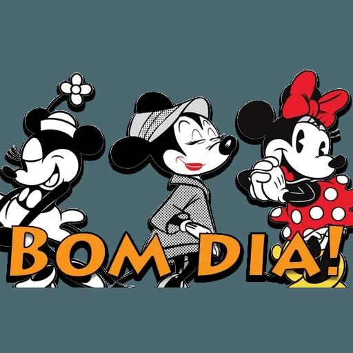 Good morning Disney - Sticker 12