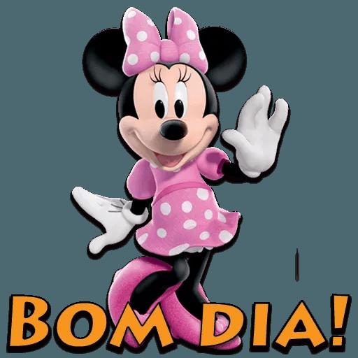 Good morning Disney - Sticker 7
