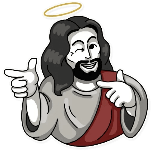 JESUS - Sticker 1