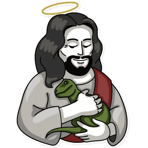 JESUS - Sticker 8