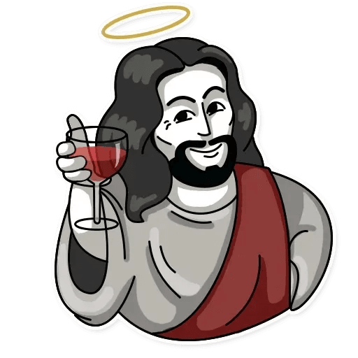 JESUS - Sticker 5